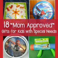 Buying gifts for a child or teen with special needs can prove challenging. As a Mom to a son who has Cerebral Palsy, I have struggled over the years to come up with gifts that my son can use and that he will find fun and exciting.