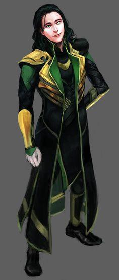 Loki redeemed