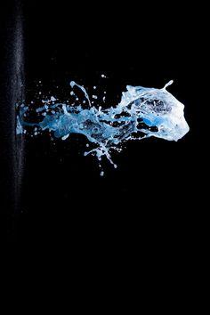 Olafur Eliasson, Big Bang Fountain, 2014. Photo: Iwan Baan