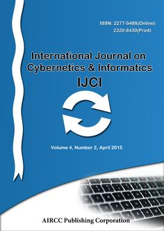 IJCI is an open access peer- reviewed journal that focuses on the areas related to cybernetics which is information, control and system theory, understands the design and function of any system and the relationship among these applications.  http://airccse.org/journal/ijci/index.html