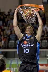 NZ Breakers Basketball Team