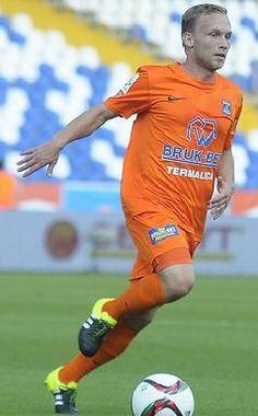 Bartłomiej Babiarz, pomocnik, prezentuje FairSport, agent piłkarski