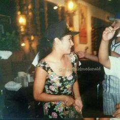 Selena rare pic