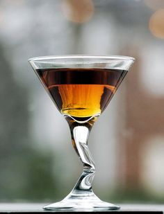Vermouth causes a stir