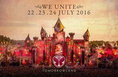 Tomorrowland 2016 | Best Music Festivals in Europe