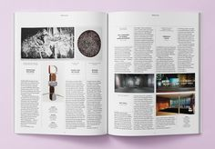 Elephant Magazine, Issue 20 on Editorial Design Served