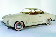 Official: Happy 60th to the VW Karmann Ghia