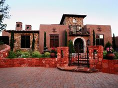 Southwestern Style - Ethnic and Old World Decorating Ideas From Rate My Space on HGTV