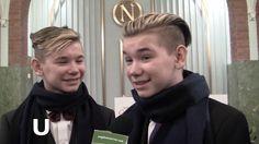 Nobels fredspris 2016: Marcus og Martinus opptrer under Nobelkonserten