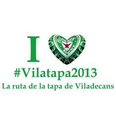 I love #Vilatapa2013 La ruta de la tapa de Viladecans