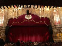 Magnificent Fox Theatre - Detroit Michigan