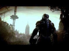 Crysis 3 - Official Announcement & Gameplay Trailer - Courtesy EA