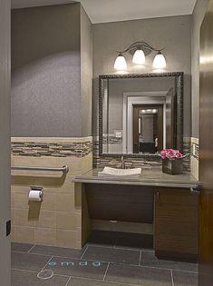 restroom design on pinterest public bathrooms restaurant bathroom