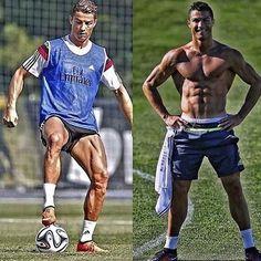 Portugalczyk jest nieziemsko wyżyłowany • Cristiano Ronaldo na pewno nie opuścił choćby jednego treningu siłowego • Wejdź i zobacz >> #ronaldo #cristianoronaldo #football #soccer #sports #pilkanozna #futbol