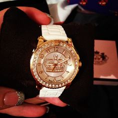Juicy Couture watch must have.