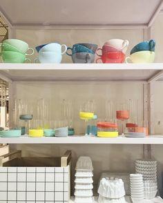 Bitossi Home dipped glassware
