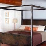 The Industrial Modern Bedroom
