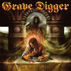 Grave Digger - The Last Supper 2005  Full-length