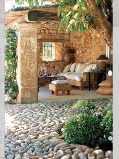 Mediterrane Gartenmauer mediterrane gartenmauer xyabesp9 jpg 484 363 pixel ideas para