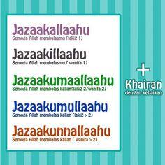 Jazakallah Hadith Quotes, Muslim Quotes, Quran Quotes, Hijrah Islam, Doa Islam, Prayer Verses, Quran Verses, Reminder Quotes, Self Reminder