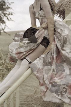 """Where Troubles Melt Like Lemon Drops"" by Tim Walker"