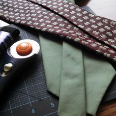 Accessorize It! - 101 Necktie Craft Projects You Have to Try (Part 3)