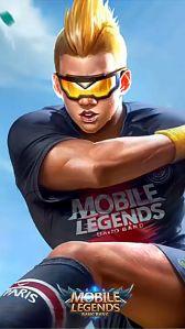 Dark As Night: MLBB Wallpaper HD/4K | Bruno Bruno Mobile Legends, Mobile Legend Wallpaper, Best Dj, Psg, Bang Bang, Printing, Wallpapers, Night, Dark