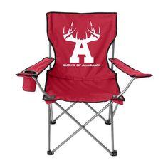 352145ae9a903 Bucks of Alabama Foldup Sports Chair