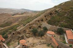David Gareja monastery complex Travel / Hiking / Mountains / Desert / Caucasus / Outdoor / History