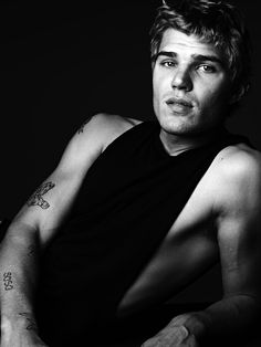 Chris Zylka (Jake Armstrong from The Secret Circle)