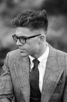 Very Short Male Hairstyles For Thick Wavy Hair
