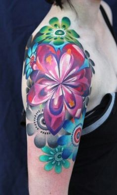 Flower/sugar skull ascent ideas