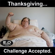 Engineered Diesel Meme - Thanksgiving Challenge Accepted! #engineeredd #engineereddiesel #meme #thanksgiving