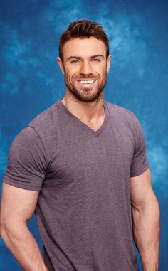 Chad from The Bachelorette Season 12: Meet JoJo's 26 Men!  A 28-year-old luxury real estate agent from Tulsa.