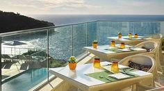 Es Fanals Restaurant, Port de Soller restaurant terrasse