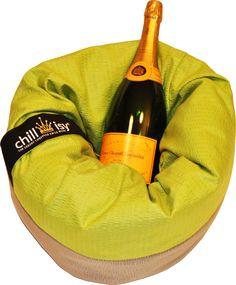 chillisy® CHAMPAGNE BELT www.chillisy.eu  relax@chillisy.eu Shops, Bean Bag Chair, Champagne, Relax, Outdoor, Luxury, Furniture, Home Decor, Self