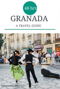Insider secret to getting tickets to Alhambra without standing in line, this Granada (Spain) travel post is a must read!