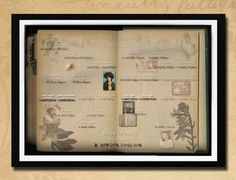 Photo Album - Custom Family Tree