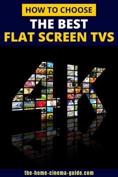 Choosing a new TV can be difficult. There are so many options, it can make your head spin. If you need some help, take a look at my buying guide to the best OLED & LED flat screen TVs. Flat Screen Tvs, Smart Televisions, Surround Sound Speakers, Home Theater Setup, Best Flats, Home Cinemas, Spin, Led, House
