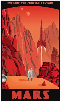 These intergalactic travel posters look like they were designed by Don Draper: http://f-st.co/HiP3jBd  pic.twitter.com/EqKFZEDSbf