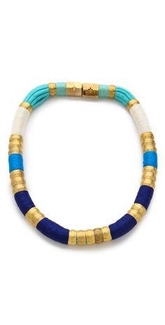 Holst + Lee Big Sur Colorblock Necklace | SHOPBOP