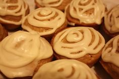 Top Recipes Zone: Maple Carrot Cupcakes