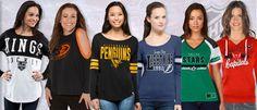 NHL Women's Shop
