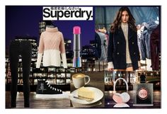 """The Cover Up – Jackets by Superdry: Contest Entry"" by supribalu ❤ liked on Polyvore featuring Superdry, J Brand, Miss Selfridge, MAC Cosmetics, Yves Saint Laurent and Frends"