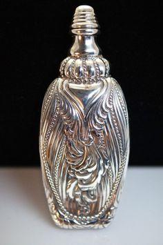 """fawnvelveteen: """" 1920s Perfume Bottle """""""