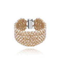 Béžový náramok BFL0004   Modrypav.sk Heart Ring, Rings, Jewelry, Fashion, Jewellery Making, Moda, Jewelery, Heart Rings, Ring
