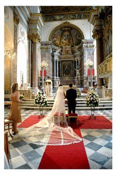 Catholic weddings in Amalfi | Amalfi Coast Wedding Italy planners