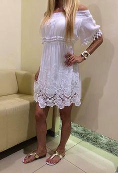 Shoulder Dress, Summer, Dresses, Fashion, Summer Time, Gowns, Moda, La Mode, Dress