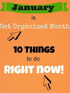 get organized, new year's resolution, organize your home, organizing tips, how to organize your home, organization tools, midlife, midlife women, featured