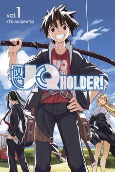 El Manga de UQ Holder! vuelve a publicarse en otra revista con nuevo titulo.
